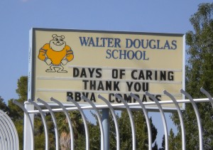 Great school in the Flowing Wells District!